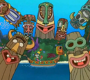 Squidward's Tiki Land