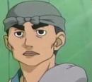 Personajes de Katabami Kinzan