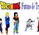 Dragon ball futuro de Trunks