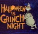 Halloween is Grinch Night