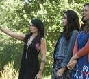 Wendy, Ingrid and Freya