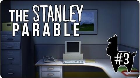 The Stanley Parable Parte 03 El final para gente normal y el del clóset para los anormales
