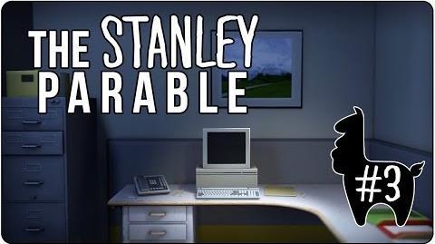 The Stanley Parable Parte 03 El final para gente normal y el del clóset para los anormales