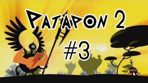 Patapon 2 Walkthrough En Español - Destino en la colina Nanjaro - Parte 3