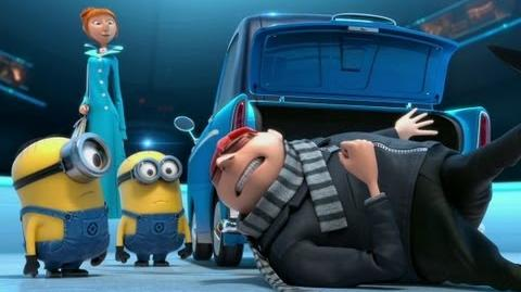 Despicable Me 2 - Official Trailer 3 (HD) Steve Carell