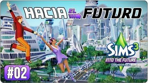 Los Sims 3 Hacia el Futuro Parte 02 Las gemelas + Review de objetos (¡Me impresionaron!)