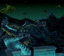 Cosmic Destruction Locations