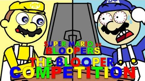 The Blooper Competition