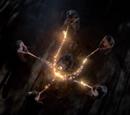 I Cinque Cacciatori Del Passato