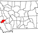 Deer Lodge County, Montana
