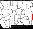 Custer County, Montana