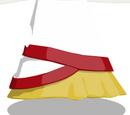 Angelic Geisha Skirt