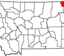 Daniels County, Montana