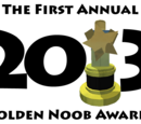 The Golden Noob Awards (2013)