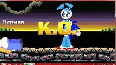 Sonic the Hedgehog/Claymizer's first version