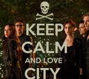 Clary Herondale/Kinofilm City of Bones