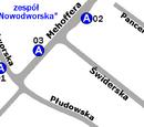 Zespół przystankowy Nowodworska