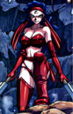 Elektra Natchios (Earth-2301) from New Mangaverse The Rings of Fate Vol 1 2 0001.png