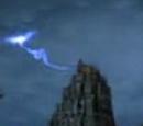 Defense Against the Dark Arts Tower