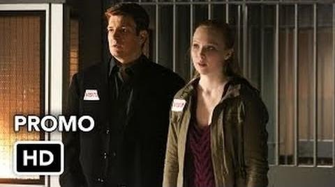 Castle 6x07 Promo Like Father, Like Daughter
