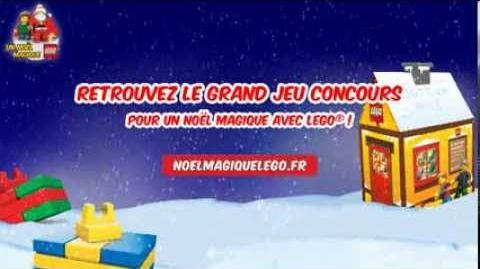 Un Noël magique avec LEGO !
