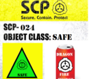 SCP-024