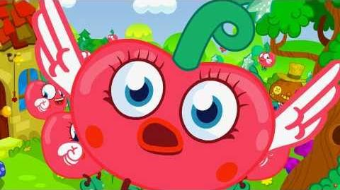 Moshi Monsters - Moshi Moshi Moshi! Inspired by Badger Badger Badger - Free Online Virtual Pet