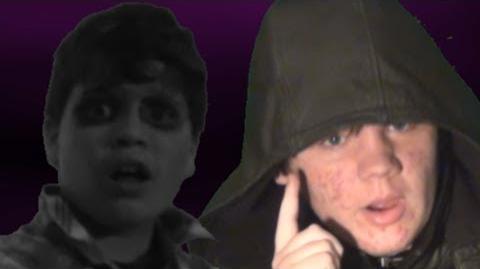 Creepy Black vs Lost Silver - Epic Rap Battles of Creepypasta 2