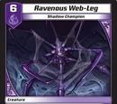Ravenous Web-Leg