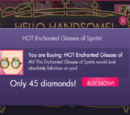 Enchanted Glasses