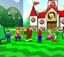 Mario Party World