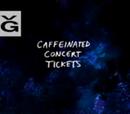Ingressos Para um Show Cafeinado