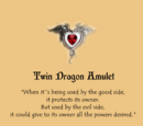 Twin Dragon Amulet