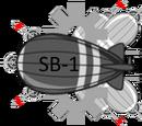 Multi-part blimps