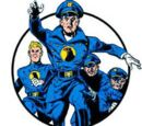 DC COMICS: First Wave (Blackhawks OTR)