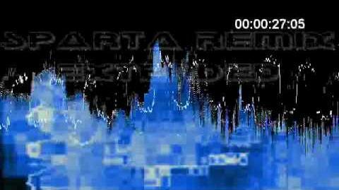 Sparta Remix Extended - Instrumental version