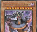 Vennominaga, Dios de las Serpientes Venenosas