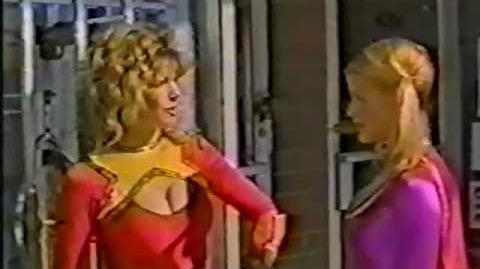 DC COMICS: Electra Woman unaired pilot