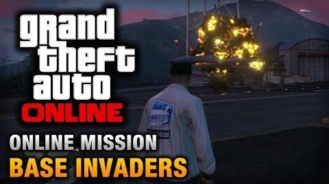 Base Invaders