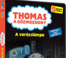 The Magic Lamp (Hungarian DVD)