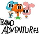 The Amazing World of Gumball Band Adventures