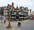 Chester, Cheshire, England, UK