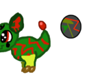 Bloodstone Dragon