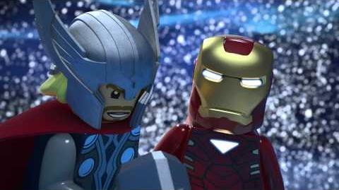 LEGO Marvel Super Heroes Maximum Overload Ep. 5