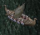 Кнорр викингов