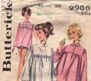 Butterick 9986