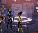 DC COMICS: DC Nation (Thunder & Lightning)