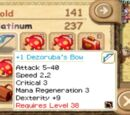 Dezoruba's Bow