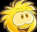 Puffle Dorado