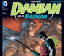 Damian: Son of Batman Vol 1
